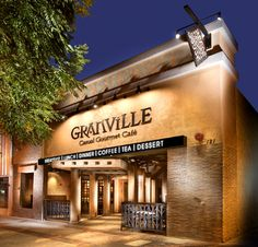 Granville  Burbank/Glendale another one of our local favorites!...try the thai-ginger salad...or their pancakes
