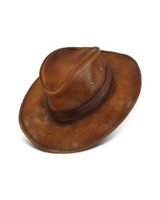 8da0234a14a8f Pratesi Genuine Leather Hat don t like price but who doesn t want to look  like Indian jones haha ~M~