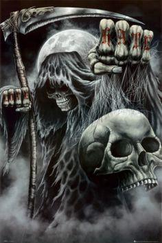 Reaper Scary Stuff