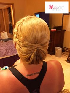 Bridesmaids hairstyles beach weddings 2017 , braided styles