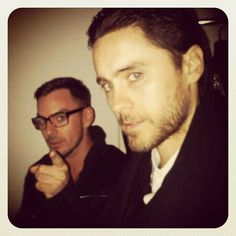 #MARS PHOTO FLASHBACK – #Shannon + #Jared from September 2011