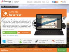 ScreenRecorder - Grabador de pantalla para PC
