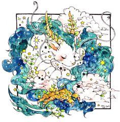 haku prints are now available for preorder at my shop! Copic Drawings, Cute Drawings, Studio Ghibli Art, Art Diary, Dragon Art, Kawaii Art, Cute Illustration, Art Sketchbook, Cute Art