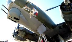 B-17 - Boeing - Photo taken at the Commemorative Air Force (CAF) Expo at Dallas Executive Airport.