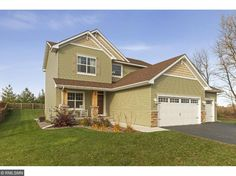 Lovely two story situated on a quiet dead-end street with equine pastures directly behind and open farm field to the north. Open and welcoming floor plan perfect for entertaining. Spacious kitchen with custom cabinets, large island and walk-in pantry. Dining area overlooks private backyard. Main floor den/office. Huge mudroom off garage. Upper level laundry room. Master with walk-in closet and private bathroom. Irrigation system and cozy front porch.