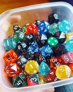 #DiceLife #Dice #DnD by drpirate22 http://ift.tt/23QRtCO