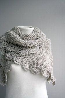 crochet scarf @Marianne Glass Glass Celino McGillivray