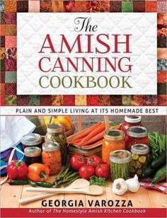 Presents a brief history of canning, discusses the tools and supplies used, and provides recipes for canning a variety of foods.