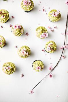It's Cupcake Day! Matcha Cupcake Recipe
