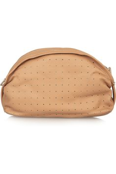 See by ChloéPerforated leather shoulder bagback