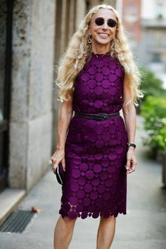 My Icon Franca Sozzani   The Sartorialist   Bloglovin'