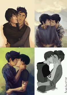 My favourite pictures of Malec.