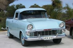 "Very nice and tidy 1961 Holden ""EK""  Ute."