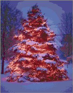 Cross Stitch | Christmas Tree xstitch Chart | Design