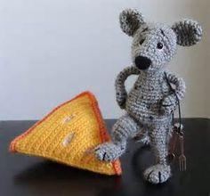 ... Cheese OOAK Stuffed Animals Crochet Handmade Soft toy decor Amigurumi