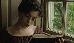 Anne Hathaway as Jane Austen Becoming Jane, Jane Austen, She Movie, Classic Literature, Anne Hathaway, Inspirational Books, Pride And Prejudice, Film Stills, Book Worms
