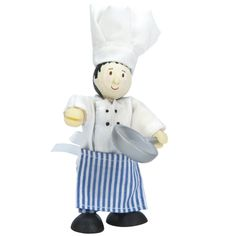 Budkins The Chef Figure Big Party, Little People, How To Introduce Yourself, Wooden Toys, Toddler Girl, Children, Kids, Infant, Teddy Bear