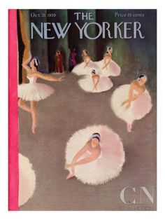 The New Yorker Cover - October 21, 1939 Poster Print by Susanne Suba at the Condé Nast Collection