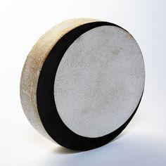 MQuan — Large Crescent Yin-Yang Drum