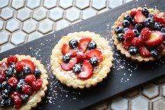 Berry Fruit Tarts!