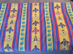 Vintage Mighty Morphin Power Rangers blanket/pillow https://www.etsy.com/shop/AmeliaBabble