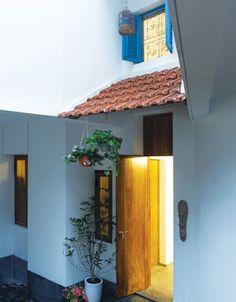 Blog cùng xây nhà đẹp - cungxaynha.net: Nhà phố hài hòa có 2 phong cách