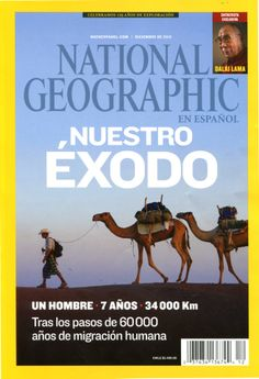 National Geographic Diciembre 2013
