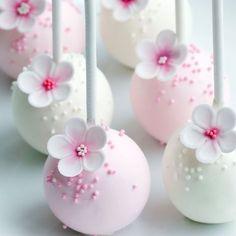 Buy Wedding cake pops by RuthBlack on PhotoDune. Wedding cake pops in pink and white Buy Wedding cake pops by RuthBlack on PhotoDune. Wedding cake pops in pink and w. Cupcake Kuchen Buy Wedding cake pops by RuthBlack on Ph Mini Cakes, Cupcake Cakes, Fondant Cupcakes, Flower Cake Pops, Pink Cake Pops, Baby Cake Pops, Cake Pop Bouquet, White Cake Pops, White Cakes