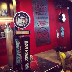 Just replenished our #beerbelly so come have one @doghausdogs in Pasadena