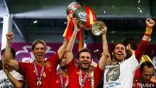 Juan Mata won Euro 2012 with Spain