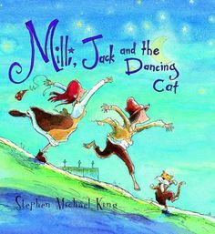 Booktopia has Milli Jack and the Dancing Cat by Stephen Michael King. Buy a discounted Paperback of Milli Jack and the Dancing Cat online from Australia's leading online bookstore. Ib Attitudes, English Units, Picture Story Books, Cat Years, Cat Online, Australian Authors, Cat Reading, Dancing Cat, Author Studies
