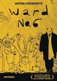 Kino International, Anton Chekhov, Insane Asylum, Present Day, Short Stories, Film, Genere, Psychiatry, Movie Posters