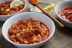 Tomato and Chorizo Stew