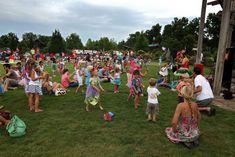 Firefly Fling set for Saturday at the Botanical Garden of the Ozarks   Fayetteville Flyer