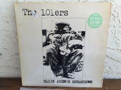 101ers, The - Elgin Avenue Breakdown - Andalucia - AND 101