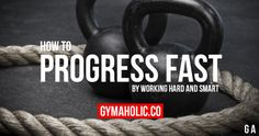 A healthy, happy body can make more drastic changes go a lot smoother.  Learn how to progress fast: http://www.gymaholic.co/articles/the-ultimate-progress-guide  #fitness #motivation #workout