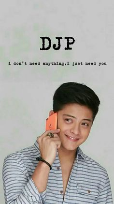 Daniel Padilla wallpaper #kathniel #danielpadilla i wish he was saying it to me!!!!!!!!!! Awwwwwww