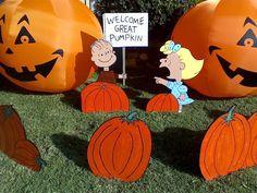Great Pumpkin charlie brown ideas | ... ideas on the Charlie Brown The Great…