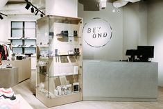 Beyond streetwear store designed by dSign Vertti Kivi & Co. Store Design, Streetwear, Retail, Street Outfit, Street Wear, Sleeve, Design Shop, Retail Merchandising