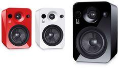 Bluetooth Speaker System with a multitude of connectivity options. Loudspeaker Enclosure, Passive Speaker, Surround Speakers, Hifi Audio, Speaker System, Bluetooth Speakers, Fujifilm Instax Mini, Multimedia, High Gloss
