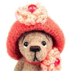 He encontrado este interesante anuncio de Etsy en https://www.etsy.com/es/listing/23150433/april-miniature-thread-art-bear-pattern