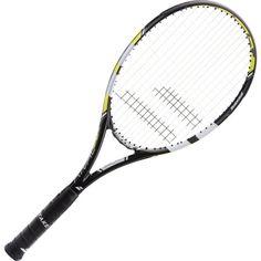 Babolat Rival Aero Tennis Racquet, Black