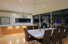 Ultra Modern diningroom