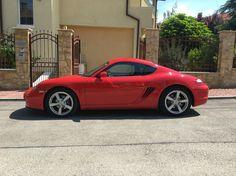 Porsche Cayman 2008 classic
