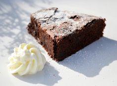 Schokoladen Tarte - Rezept