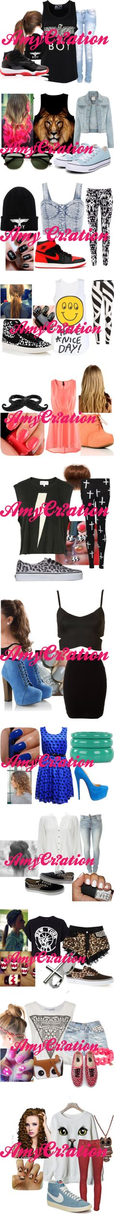 """""""Swag clothes fiction"""" by bbshouww-terry ❤ liked on Polyvore"""