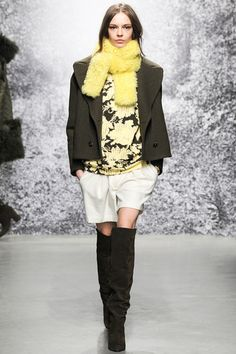 Paul & Joe | Fall 2014 Ready-to-Wear Collection | Style.com  Find Style inspirations at Monica Hahn Photography