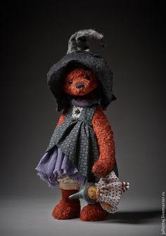Teddy Bears handmade.  Fair Masters - handmade.  Buy Ale.  Handmade.  Brown, Germany mohair, wool 100%