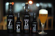 Cerveja Minhota Letra ( Portuguese Handmade Beer )