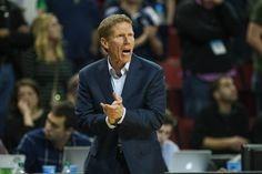Coach Mark Few and the Gonzaga men's basketball team will face a grueling nonconference schedule this season.